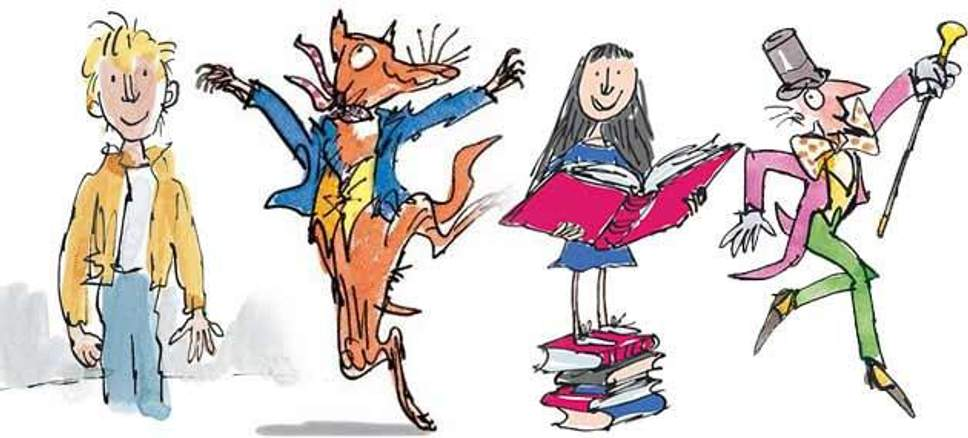 Which Roald Dahl character are you?